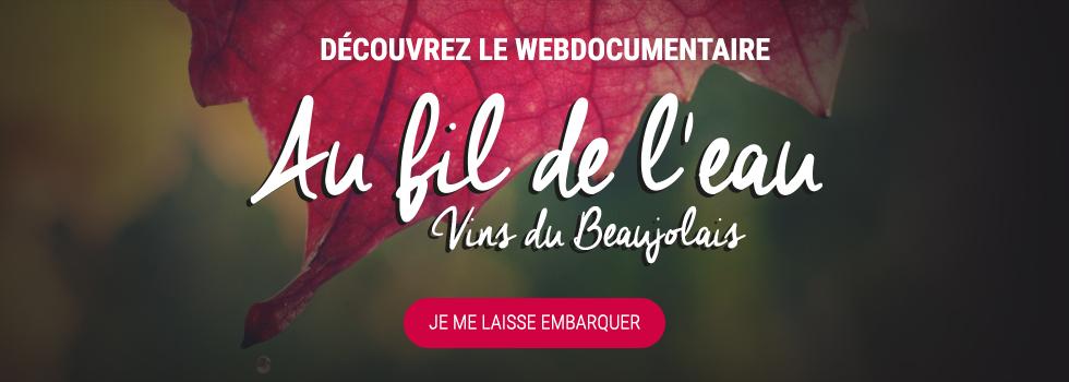 Webdocumentaire officiel sur les vins des Beaujolais