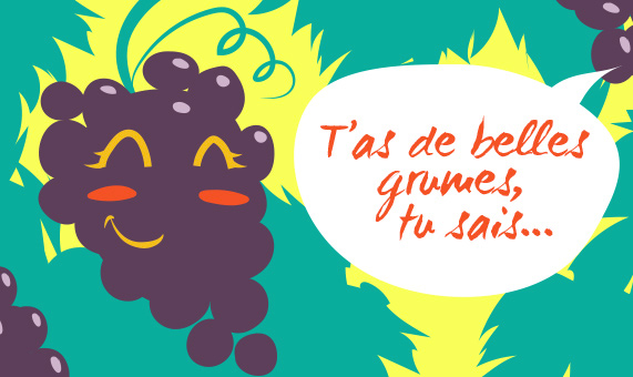 expressions du beaujolais