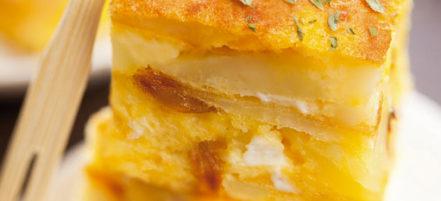 Recette Tortillas Madrilènes Beaujolais Nouveaux