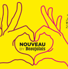 Affiche beaujolais nouveaux 2018