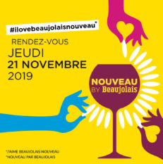 Les Beaujolais Nouveaux 2019